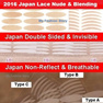New Japan Double Sided *Highly Recommended by 女人我最大* And Japan Non-Reflect and Breathable Double Eyelid Sticker/Eye Lid Tape/Invisible/Eyelash/Gel/Glue