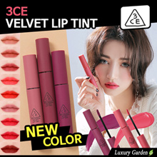 [3CE / STYLENANDA]★NEW★3CE★VELVET LIP TINT / NO OPTION PRICE / velvet lip tint / lowest price