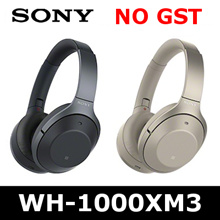 ◆NO GST◆Sony WH1000Xm3 Headphones Over Ear Wireless Bluetooth Headset