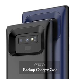 External Battery Case Backup Portable Charger Power Bank For Samsung Galaxy note 9