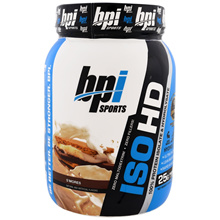 [CARTON DEAL] 4x QTY, BPI Sports ISO HD 100% Whey Protein Isolate & Hydrolysate S&#39 Mores?