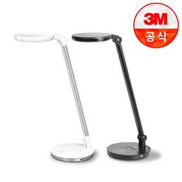 [3M STUDY LED STAND]AIR7 /7단계 밝기 조절/ USB 충전 사용/ 1300 LUX/ 화이트.블랙 2컬러