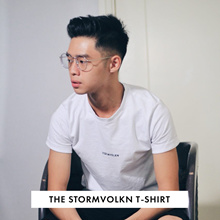 [STORMVOLKN] ★NEW EXCLUSIVE!!★ Conqueror with Dreams/ Ride The Storm/ The Storm People T-shirts