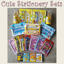 ★Cartoon Design Stationery Set★Great for Birthday Goodies Bag★Childrens Day Gift