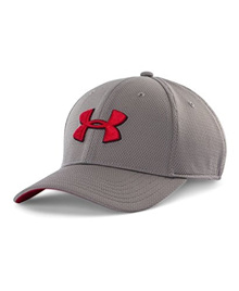 [UNDER ARMOUR] UNDER ARMOUR - Men s Blitzing II Stretch Fit Cap