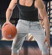 XUBA Mid Length Pants for Sports (8993)