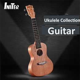 🎸🎸🎸Premium Branded Guitar Ukulele CollectionsAdult Kids Study Musical Instrument Fast learning
