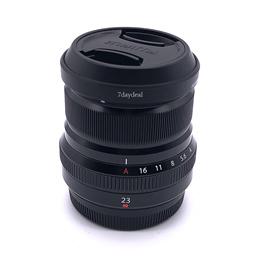 Fujifilm XF 23mm f2 R WR Wide Angle Lens (Black) for Fuji X Mount (Fujinon 23mm f/2)