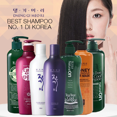 Daeng Gi Meo Ri | Solusi Permasalahan Rambut Deals for only Rp166.000 instead of Rp166.000