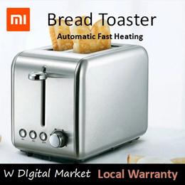 Xiaomi Deerma Pinlo DEMS-L281 Toaster Automatic Fast Heating Bread Toaster Breakfast