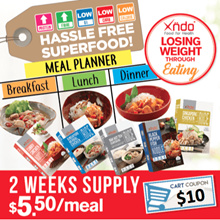 30% OFF [JUST $5.50 per meal Low Carb superfood]