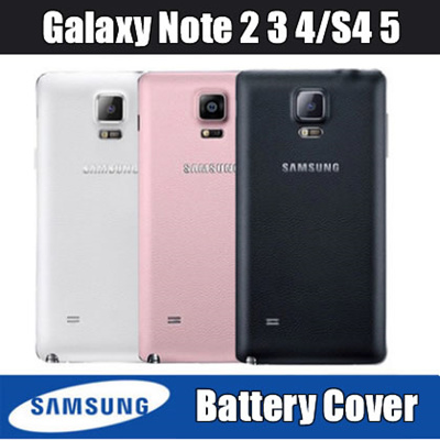 ... Battery Cover Casing Back Cover For Samsung galaxy note 4 3 2 S4 S5