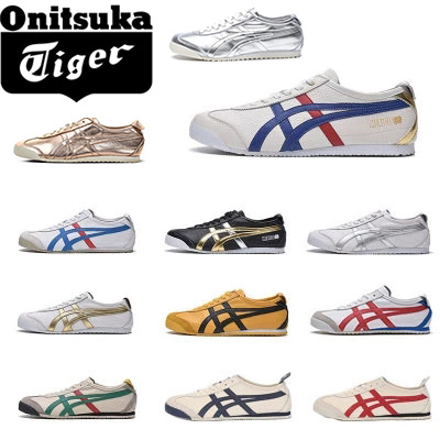hot sale online f116c 2b893 ★SUPER SALE★Onitsuka Tiger Mexico 66 Men/Woman Fashion Sneaker Classic  Running Shoes