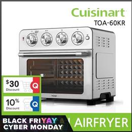 Cuisinart DUAL OVEN AIRFRYER TOA-60KR