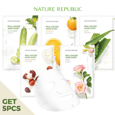 Nature Republic Deals for only Rp85.000 instead of Rp146.552