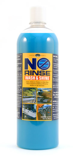 Optimum No Rinse Wash and Shine (32oz)
