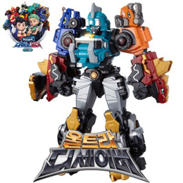 🥇◀TODAY HOT DEAL▶DINOCORE★5-Levels D-SABER MAMMOTH Combination Robot/ Animation Robot/ MADE KOREA