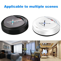 Rechargeable Automatic Robot Vacuum Cleaner Floor Cleaner Sweeping Machine