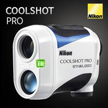 ◆Nikon New COOLSHOT PRO STABILIZED Golf Rangefinder Laser Range Finder