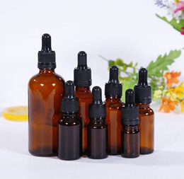 Amber Spray Bottles |Amber Glass Bottle | Essential Oil Bottle| Perfume Bottle | Spray Refill Bottle