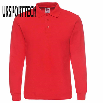sale Mens Polo Shirt Brands 2017 Male Long Sleeve Polo Shirts Men Fashion  Casual Cotton Slim Fit Pol