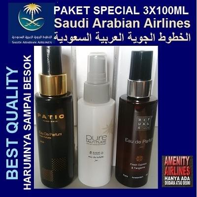 PAKET PARFUM SPECIAL SAUDI ARABIAN 3X100 HARUMNYA BERTAHAN HINGGA ESOK HARI Deals for only Rp800.000 instead of Rp800.000