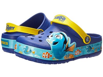c7bc96ed6 Qoo10 - Crocs Kids CrocsLights Finding Dory Clog (Toddler Little Kid ...