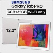 Samsung Galaxy Tab Pro / 12.2 inch / Octa-core / 3GB RAM / 32GB ROM / Refurbished set