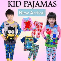 ★Mamas Luv★ 14/8 pyjamas updated★Kid pajamas for boys and girls/sweet and cute design