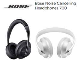 Bose NC700 Noise Cancelling Headphones 700 / Bose AR / Intuitive Touch Controls / 20 Hours Battery