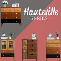 [ NEW ITEM ] Lemari Hauteville Series