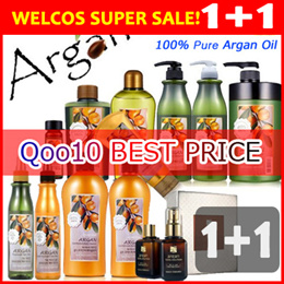 [WELCOS]★1+1★BIG SALE! Hair Care/Confume Argan/Shampoo/Conditioner/Hair Pack/Treatment Oil/Body Care