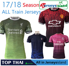 2018 17/18 Training Jersey Liverpool Manchester United Arsenal Real Madrid Barce Paris JUV BVB 2017