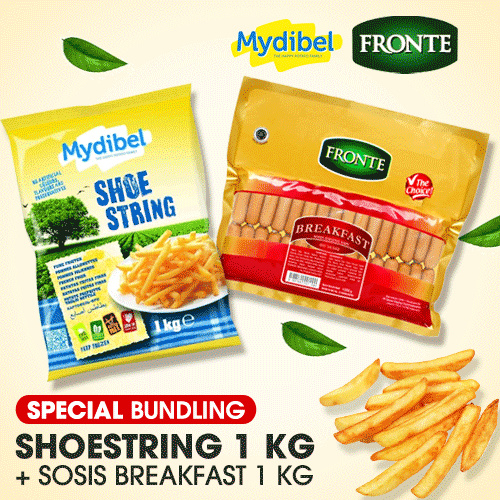 Special Bundling! MYDIBEL SHOESTRING/ Tradition/ Clasic 1KG Deals for only Rp95.000 instead of Rp179.245