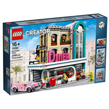 Apply Q10 $30 Coupon! [PROMO] LEGO 10260 DOWNTOWN DINER/ 10256/ 10258/ 17101/ 10253