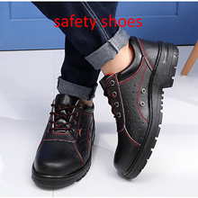 Sports Safety Shoes Footwear boots Work boots Steel Protective Toe Steel Cap Steel Sole UniSex