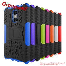 Xiaomi pocophone F1 Shockproof Cover Case + Stand  21345