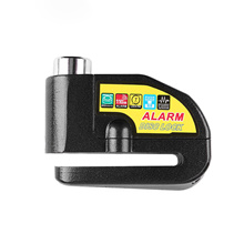 Alarm Disc Lock to secure your mobility device bicycle and escooter