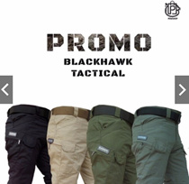 Blackhawk Army Tactical Pants - Outdoor Pants - High Quality Pants