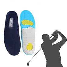 BIBAL GOLF SHOES INSOLE / Shock Absorption Pain Relief-Special Urethane Gel