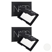 2Pcs NARS Light Reflecting Pressed Setting Powder 0.24oz, 7g 1412 Translucent Crystal