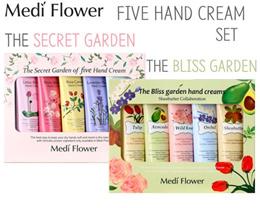 [Medi Flower] The Secret Garden Hand Cream Set or Bliss Garden Cookies Hand Cream