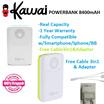 BEST SELLER ORIGINAL Y19-8400MAH POWERBANK IKAWAI FREE ADAPTOR DAN CABLE 3IN1 100% ORIGINAL KUALITAS TERJAMIN DENGAN GARANSI 1 TAHUN FULLY COMPATIBLE WITH ANDROID/IPHONE/SMARTPHONE/BB