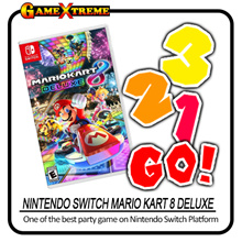 Best Buy Nintendo Switch Mario Kart 8 Deluxe Software Racing Game