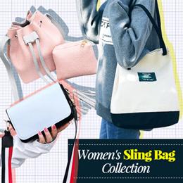READY STOCK - Tas Selempang Clutch Handbag Cewek Wanita Import - 4 Colour