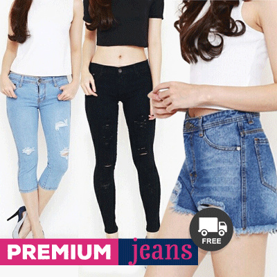 ? ? BEST SELLER JEANS Deals for only Rp105.000 instead of Rp105.000