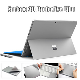 Screen Protector 3D Clear Carbon Fiber Back Protective Film For Surface3 Surface Pro3/4/Surface Book