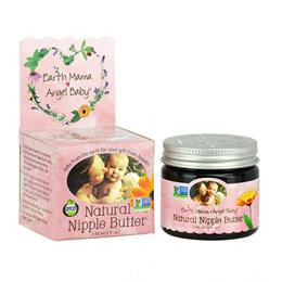 Earth Mama Angel Baby: Natural Nipple Butter 2oz