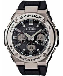 Casio G-Shock G-STEEL Analog-Digital World Time GST-S110-1A Mens Watch