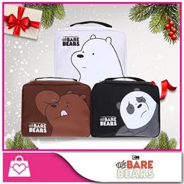 [We Bare Bears™] Toiletries Bag (Grizz / Panda / Ice Bear)